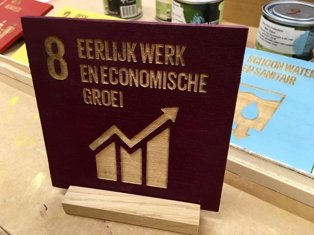 SDG doel 8